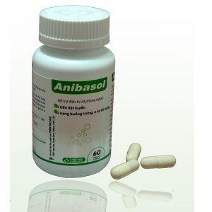 Sản phẩm Anibasol kết hợp các thảo dược chống viêm và hỗ trợ điều trị ung thư hiệu quả