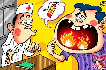Bệnh nhiệt miệng và các thực phẩm điều trị ngay trong tủ bếp