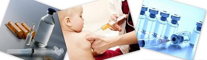Tiêm vaccine giúp tạo ra miễn dịch chủ động để trẻ phòng tránh bệnh tật