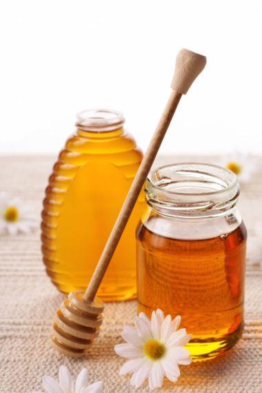 Mật ong giúp trị nhiệt miệng hiệu quả
