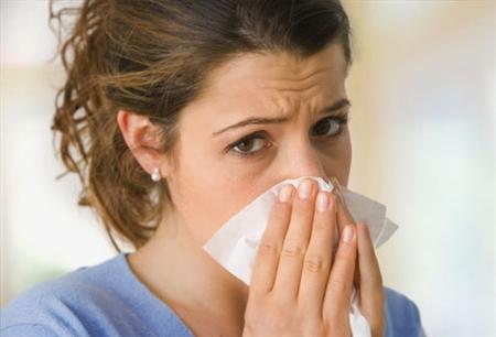 Ngạt mũi có thể là biểu hiện của chứng bệnh đau nửa đầu
